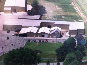R&R Tool, Inc - Aerial View